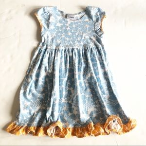 Flap Happy Dress